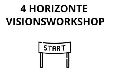 Der 4-Horizonte Visionsworkshop